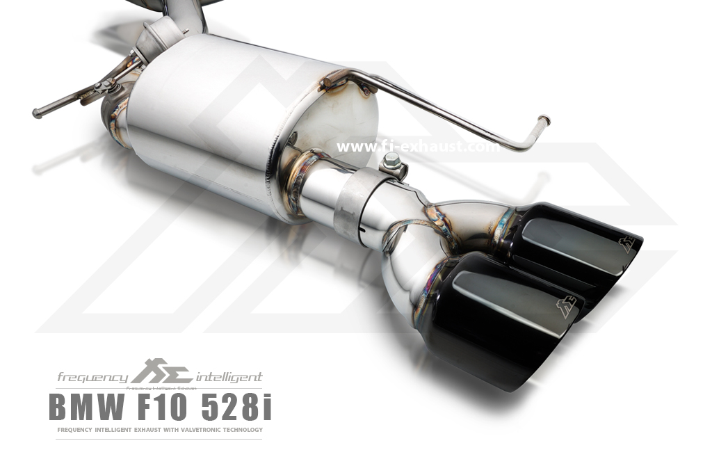 BMW 528i f10 exhaust_3