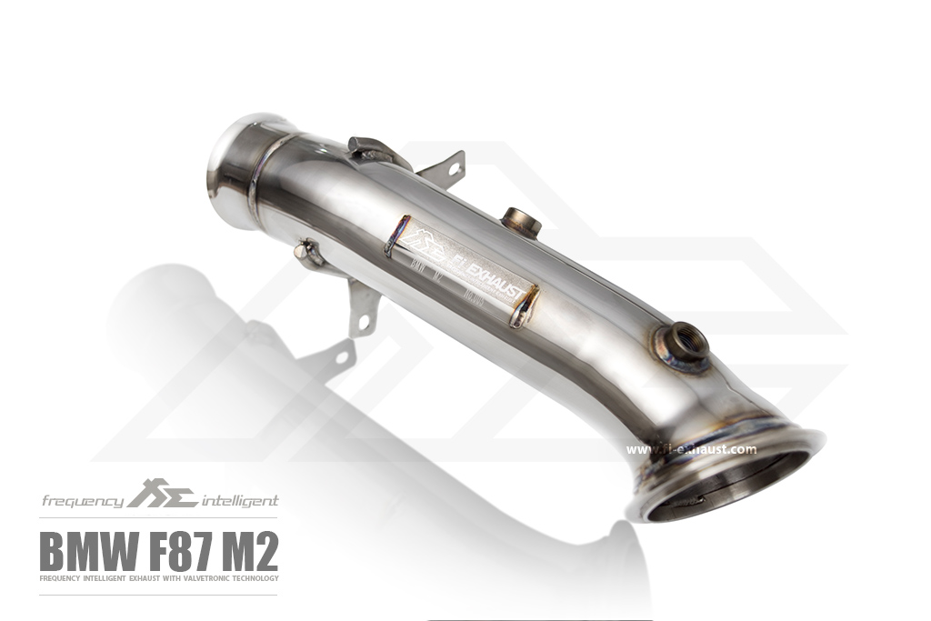 BMW M2 M-POWER Exhaust2