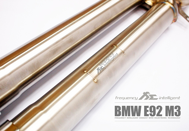 BMW E90 E91 E92 E93 M3 exhaust4