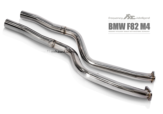 BMW F82 M4 Mid Pipe
